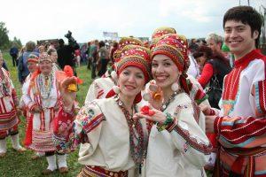 II Областной мордовский молодежный форум @ Дворец книги (пер. Карамзина, 3/2)