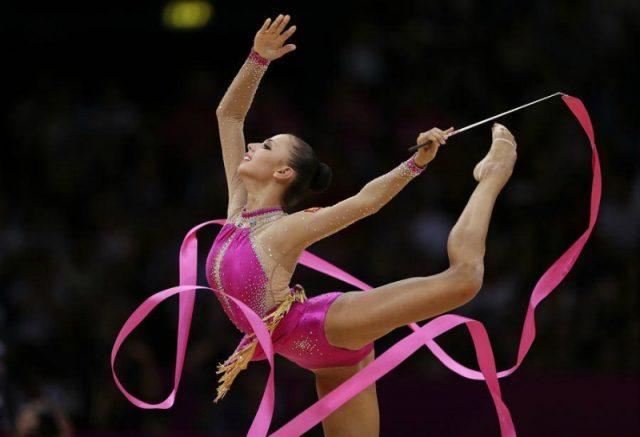 Чемпионат и первенство города по художественной гимнастике @ СШОР по художественной гимнастике