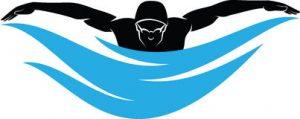 Открытое первенство города по плаванию @ «Автомобилист» (улица Луначарского, 21)