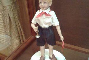 Выставка «Куклы с характером» @ Музей «Симбирское купечество» (ул. Ленина, д. 75 А)