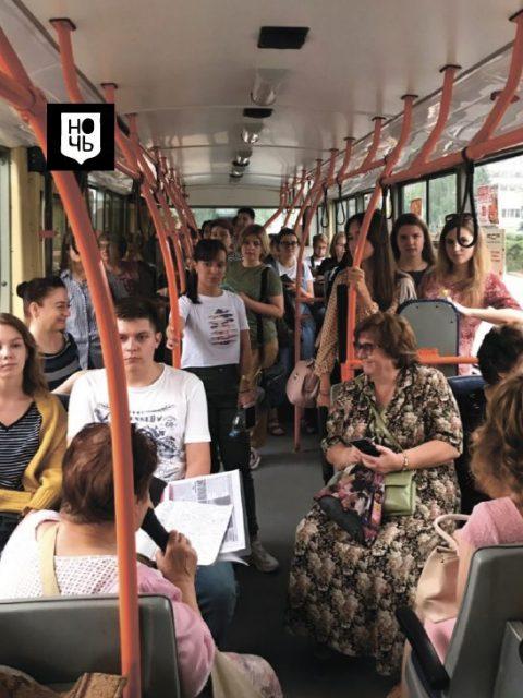 """Экскурсия по Верхней террасе @ Остановка """"ЗАГС Солнечный"""""""