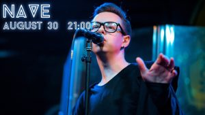 "Концерт группы NAVE на сцене YankeeBar&Grill @  ТРЦ ""Аквамолл""( Московское шоссе, 108)"