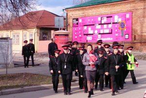 День открытых дверей для учащихся Ульяновского Суворовского училища @ Музей-заповедник «Родина В.И.Ленина»