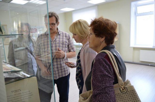Открытие выставки «Моя архитектурная история» @ Музей «Градостроительство и архитектура Симбирска- Ульяновска»,