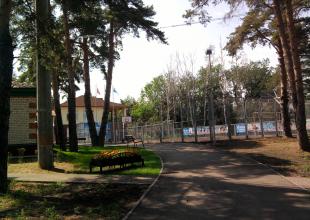 База отдыха «Голубые огни» от 610 руб./сутки