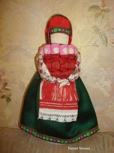 Мастер-класс по изготовлению обережной куколки ПЛОДОРОДИЕ @ Мастерская Владимирского сада (ул. Плеханова, д.10, Административное здание, 2 этаж)