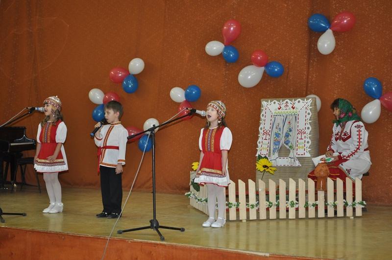 Фестиваль конкурсы детского творчества