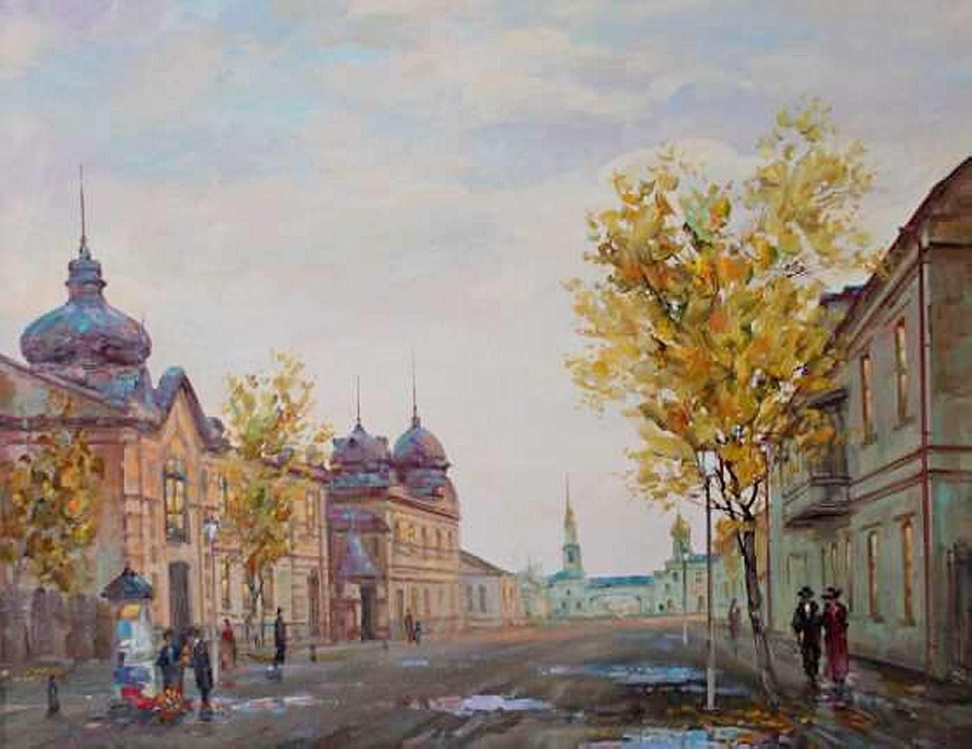 информации ульяновск в картинах художников или морская