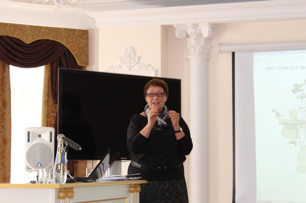 Специалист Российского научно-исследовательского института урбанистики Зоя Федуллова