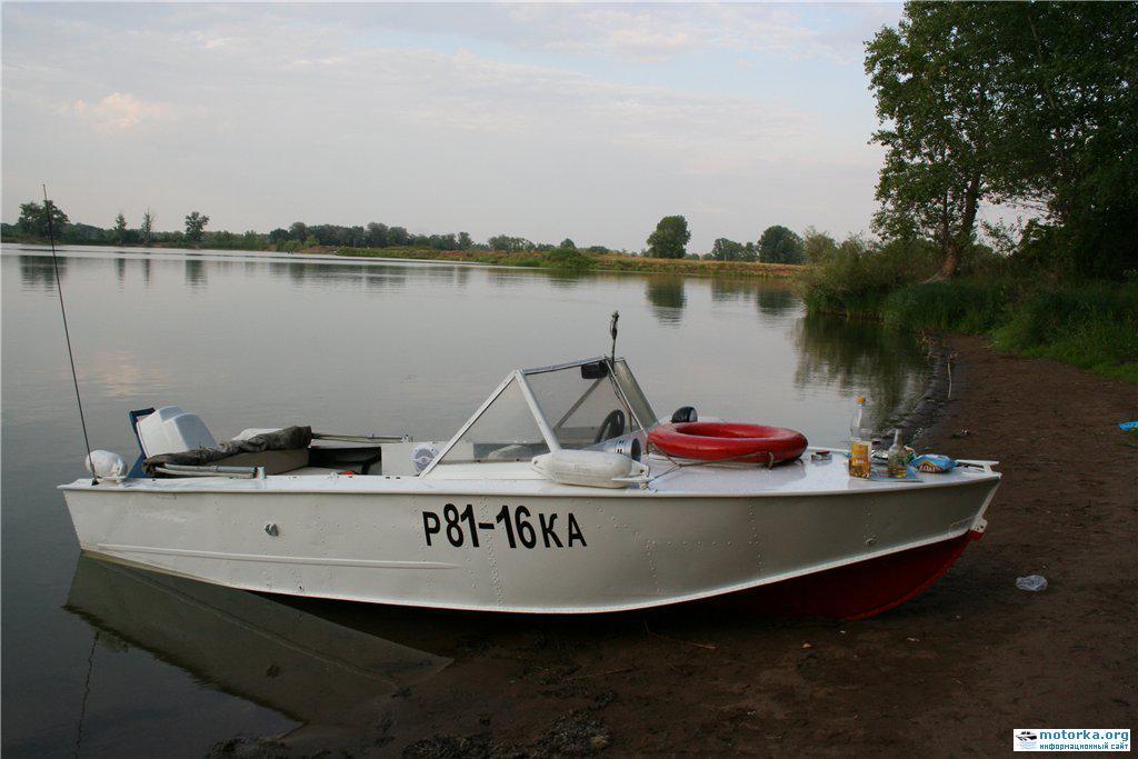 моторные лодки и катера прогресс
