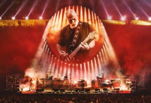 "Концерт  ""David Gilmour: Live At Pompeii"" в Синема Парке @ Ульяновск 