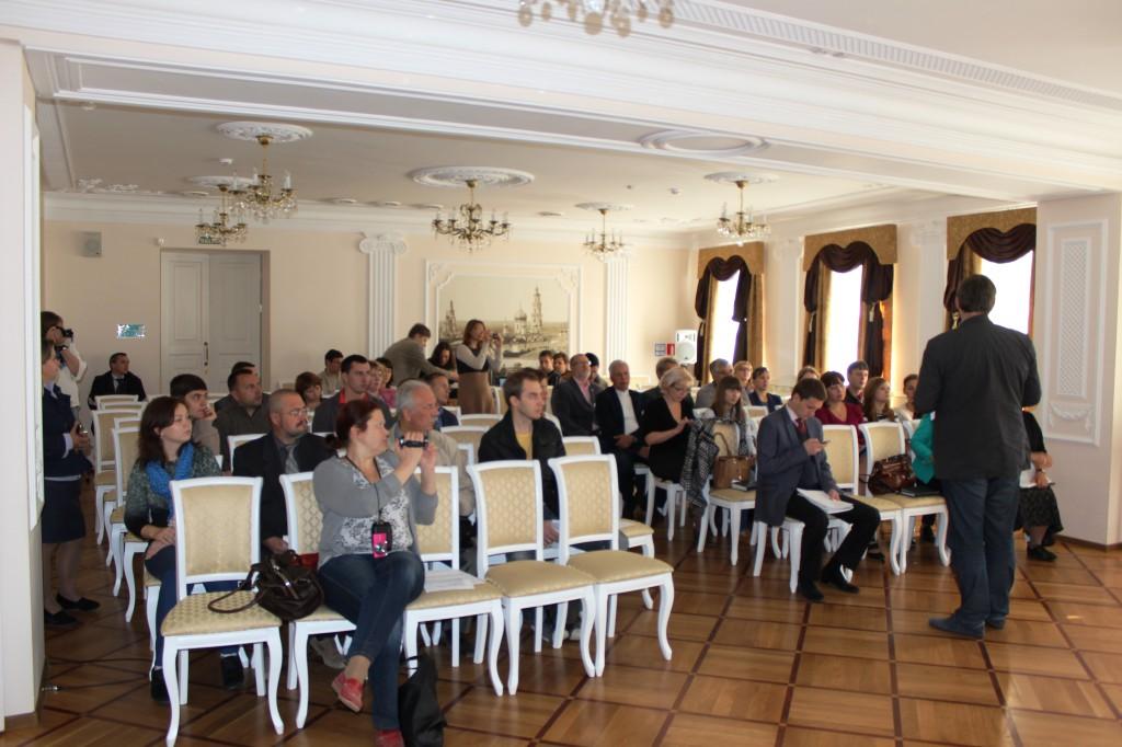 Презентация проекта генплана Ульяновска