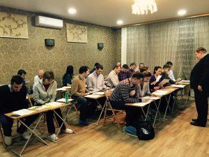 Родительское собрание перед началом авторского курса Евгения Ильина @ центр прогрессивного развития (ул. Красногвардейская, 1)
