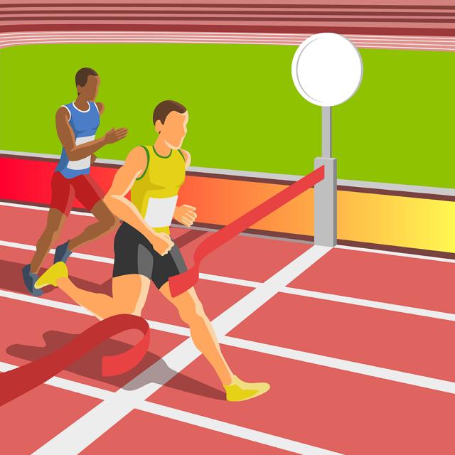 Праздничный легкоатлетический пробег клуба любителей бега «Ювенис» и «БегиМед»