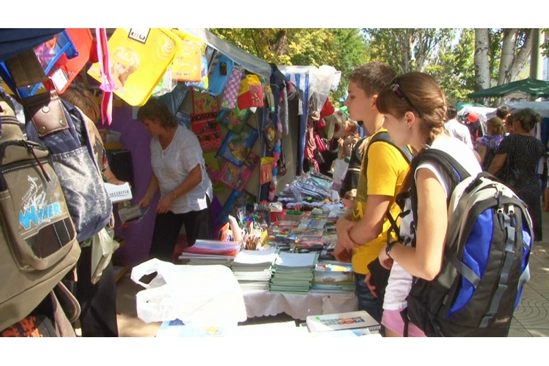 Навыходных вКиндяковке пройдет школьная ярмарка