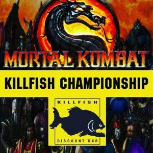 """Турнир по """"Mortal Kombat"""" @ KILLFISH (пер. Молочный,1)"""
