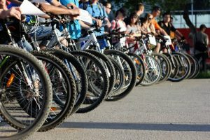 Велопробег «Мы – за регион без коррупции!» @ Старт от детско-юношеской спортивной школы «Волга»