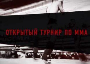 Открытый турнир по ММА на призы Федерации
