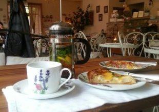 8:30-12:00 Французская кофейня «Cafeletto»