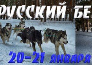 Зимняя гонка на ездовых собаках «РУССКИЙ БЕРЕГ 2018»