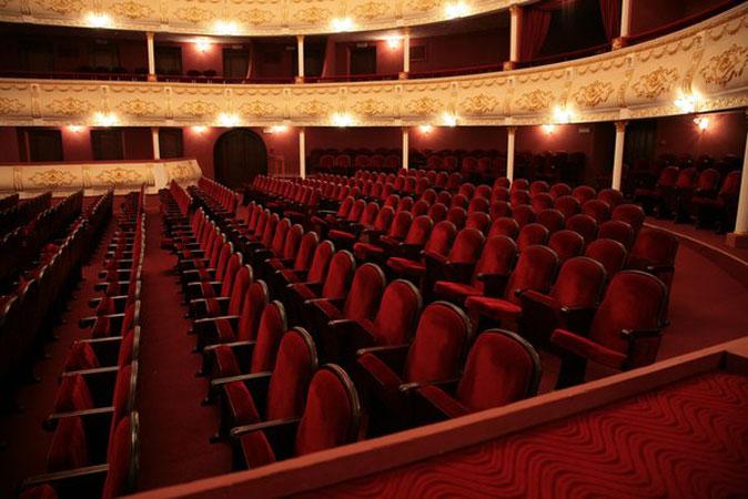 Спектакли драматического театра имени И.А. Гончарова в режиме онлайн