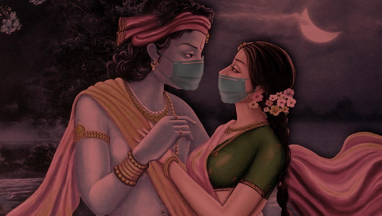 Онлайн арт-конкурс Индийского совета по культурным связям