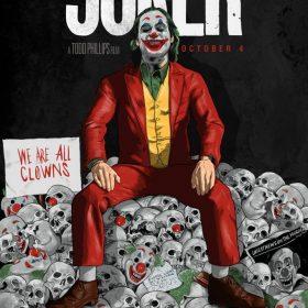 Просмотр и онлайн-обсуждение фильма Тодда Филлипса - «Джокер» с ДармушКлубом