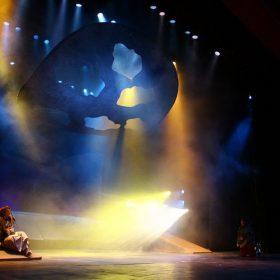Онлайн-спектакль для молодежной аудитории «Северный ветер»
