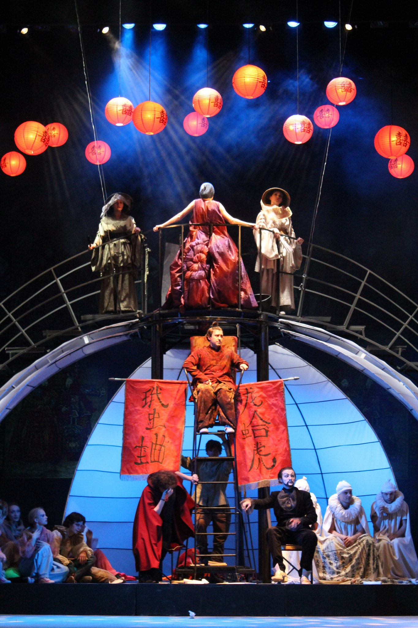 Онлайн-спектакль «Принцесса Турандот» по пьесе Карло Гоцци