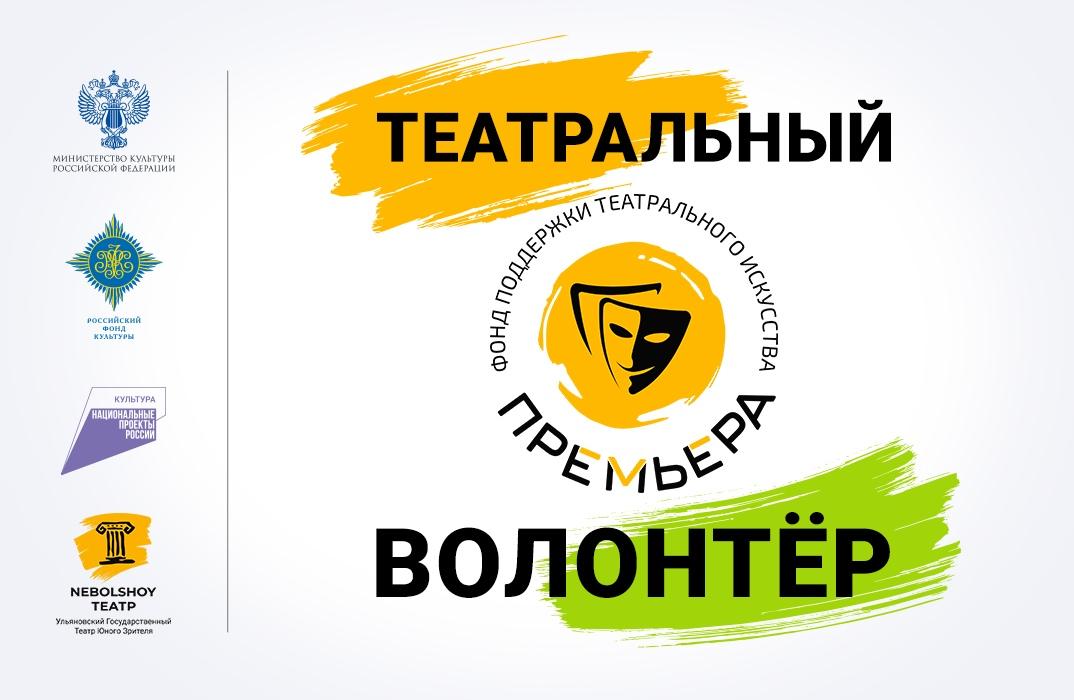 Культурно-образовательная программа «Театральный волонтер»