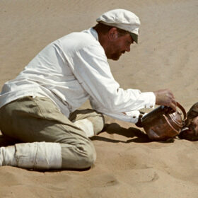 Бесплатный показ фильма «Белое солнце пустыни»