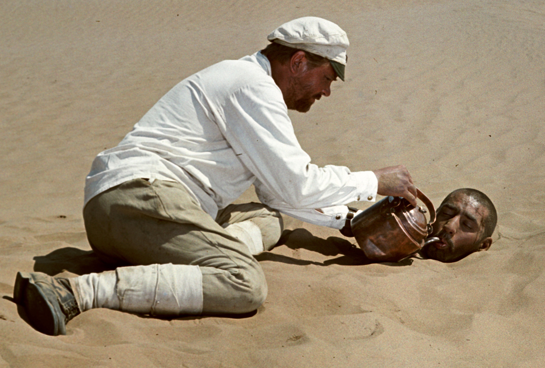 Бесплатный показ фильма «Белое солнце пустыни» @ кинотеатр Люмьер (ул. Радищева, 148)