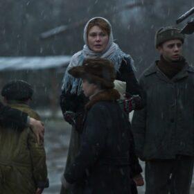 Показ фильма «Осенью 41-го» в кинозале «Люмьер»