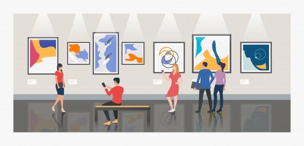 Открытие выставки «Я – музейный волонтёр» @ в Историко-мемориальном центре-музее И.А. Гончарова