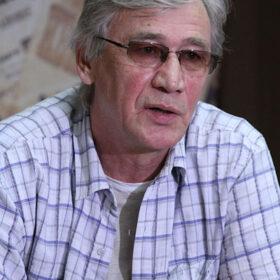 Встреча с писателем Алексеем Слаповским
