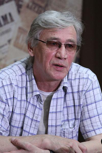 Встреча с писателем Алексеем Слаповским @ Дворец книги (Дворянский пер., 3)