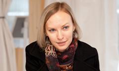 Творческая встреча с писателем Марией Ульяновой @ Фойе 1 этажа Ленинского мемориала