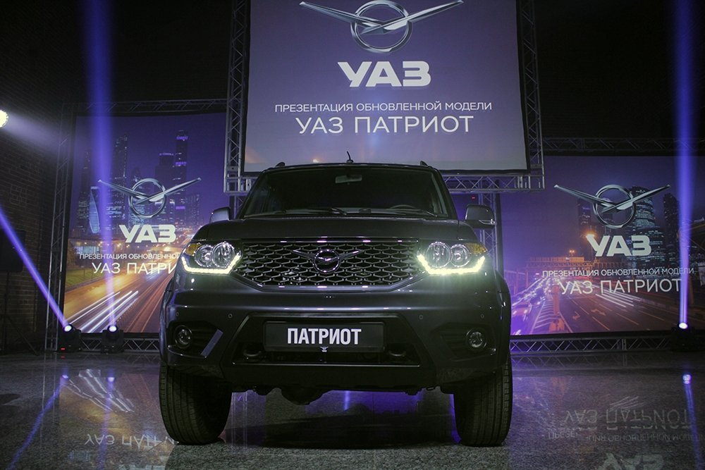 УАЗ выпустил особую экспедиционную версию джипа «Патриот»
