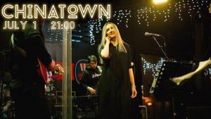 """Выступление группы """"Chinatown"""" @ YANKEE Bar & Grill (ТРЦ """"Аквамолл"""", Московское шоссе, д. 108, 1 этаж)"""