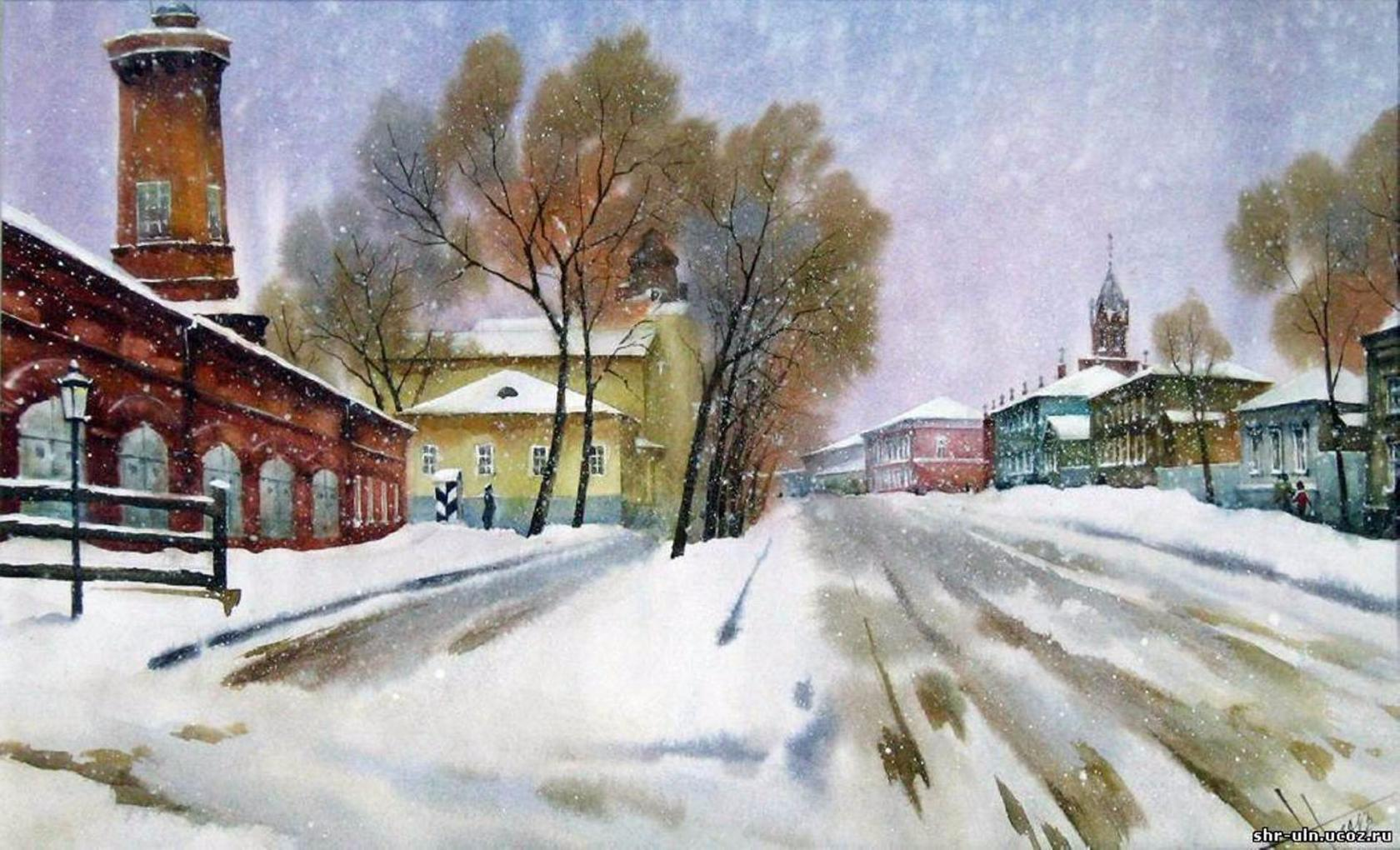 фотографии ульяновск в картинах художников найденные маршруты совсем