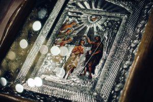 Молитвенные торжества в храмах города, в честь  праздника Святого Богоявления