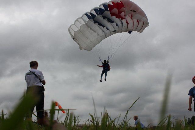 Всероссийские соревнования по парашютному спорту @ аэропорт «Белый ключ»