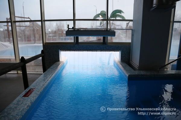 спартак бассейн ульяновск официальный сайт