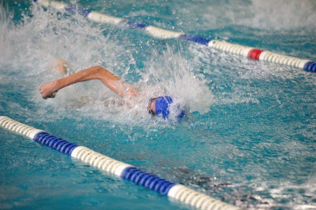 Чемпионат и первенство города по плаванию среди людей с ограниченными возможностями @ а базе бассейна «Буревестник» (б-р Пластова, 11)