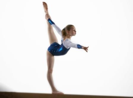 Соревнования по спортивной гимнастике @ спортивный зал детско-юношеской спортивной школы №6 (ул. Фруктовая, 4)