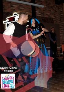 """Вечер ирландской музыки @ Снэк-бар """"Финиш"""" (ГК """"Ленинские горки"""")"""