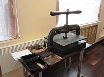 Интерактивное занятие «Как печатали Вашу книгу» @ Музей «Симбирские типографии» (ул. Ленина, д. 43)