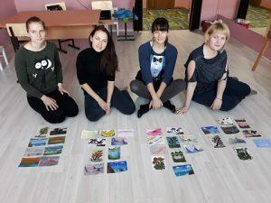 Мастер-класс — тренинг правополушарного рисования @ Теплый кот котокафе, тайм-кафе ул. Радищева, 86