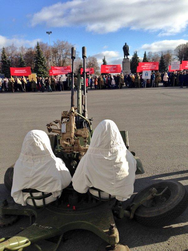 Парад 41-го года. Митинг памяти. Фоторепортаж в реальном времени (фото) - фото 1