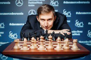 Шахматный турнир с Сергеем Карякиным @ УлГПУ (пл. Ленина, д. 4)